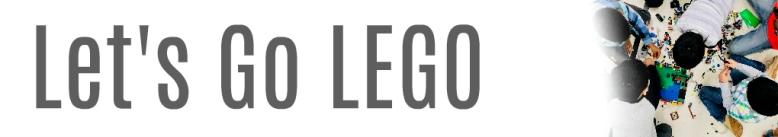 Let's Go LEGO Web Header