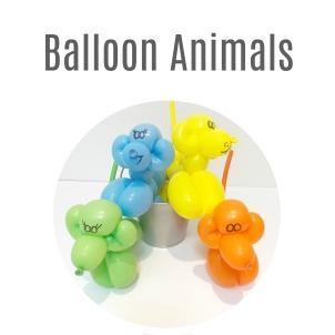 Balloon Animals Web Button