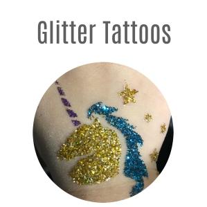 Glitter Tattoos Web Button